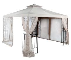 Pop Up Gazebos With Netting by 12 U0027x10 U0027 Netted Outdoor Gazebo Christmas Tree Shops Andthat