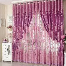 Purple Curtains For Living Room Aliexpress Com Buy Luxury Window Curtains For Living Room