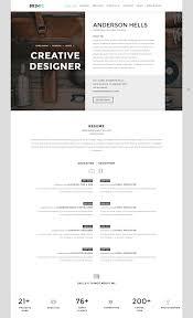 Wordpress Resume Themes Top 15 Resume Website Templates In Wordpress