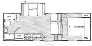 Fleetwood 5th Wheel Floor Plans 2001 Fleetwood Mallard 5th Wheel Chevy Silverado Extended C