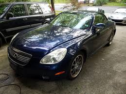 full detail and 2 stage paint correction on mom u0027s lexus sc430