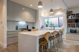 design a kitchen handleless wood wizards kitchens