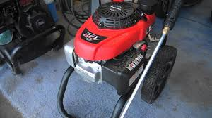 easy fix honda pressure washer that will not start after storage