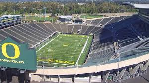 Autzen Stadium Map Autzen Stadium From 4k Drone Oregon Uncut Youtube