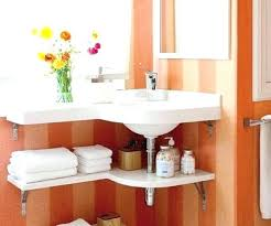 Small Bathroom Sinks With Storage Pedestal Sinks For Small Bathrooms Bathroom With Pedestal Sink