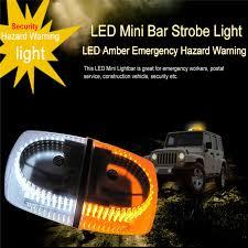 use of amber lights on vehicles aliexpress com buy 12v 240led car roof magnetic base strobe