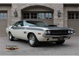 Dodge Challenger 1972 - classic dodge challenger t a for sale on classiccars com 7 available