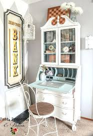 stylish computer desk amazing lady my gorgeous antique secretary desk hutch office ideas