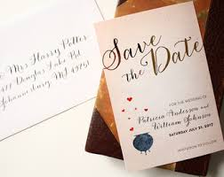 harry potter wedding invitations harry potter wedding invitation save the date after all this