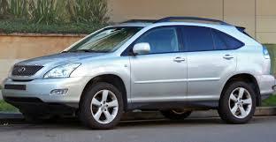 lexus rx 400h sport file 2004 2005 lexus rx 330 mcu38r sports luxury wagon 2010 05