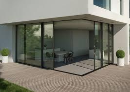 Contemporary Patio Doors The In Contemporary Sliding Doors Capital Windows