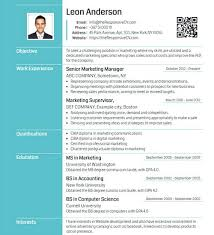 Mobile Resume Builder Free Linkedin Resume Builder Review Online With Free Mobile And Qr Code