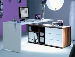 modern white desk with file cabinet new furniture