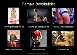 Female Bodybuilder Meme - meme i made about female bodybuilding bodybuilding com forums