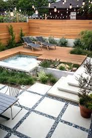 Backyard Landscaping Design Ideas Tub Landscape Ideas Designing Backyard Landscape Small