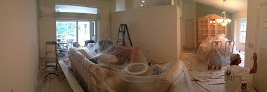 interior repaint common question answered do you cover furniture