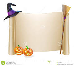 halloween scroll background royalty free stock image image 32250976