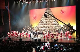 giveaway tickets to the edmonton singing christmas tree linda