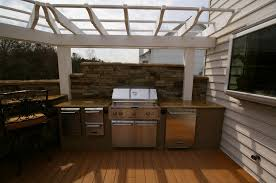 Outdoor Kitchen Ideas Landscaping Services Bucks Montgomery County Elaoutdoorliving Com