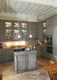 cuisine uip rustique cuisine rustique cottage les cuisines de maud aménagements