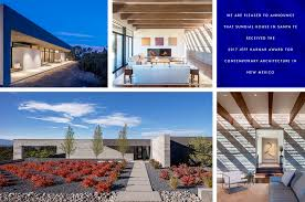 contemporary architecture design winners