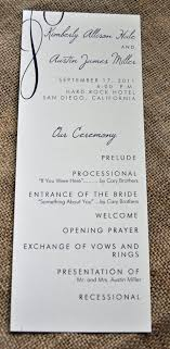 vintage wedding programs best 25 wedding programs vintage ideas on wedding