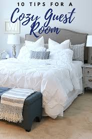 guest bedroom decor 10 must haves for a cozy guest room cozy ads and room