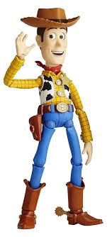 Revoltech Woody Meme - com special effects revoltech toy story woody non scale