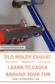 learn how to caulk like a pro tubs