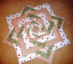 fresh decoration quilted tree skirt pattern free