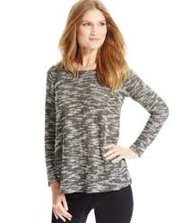 sweaters macys alfani pleated button back sweater only at macy s