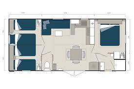mobile home 3 chambres mobil home 3 chambres 1 à 6 personnes cing 4 étoiles en