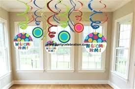 welcome home baby shower baby welcome home decoration baby shower decorations home bargains