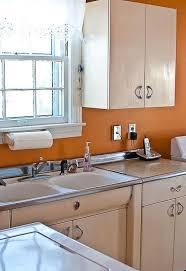 Metal Cabinets Kitchen 7 Best Vintage Sink Bases Images On Pinterest Vintage Sink