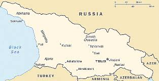 map of abkhazia overview of the country of