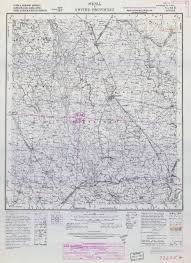 Declination Map India Topographic Maps Perry Castañeda Map Collection Ut