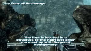 Fallout 3 Map With All Locations by Fallout 3 All Intel Locations Operation Anchorage Youtube