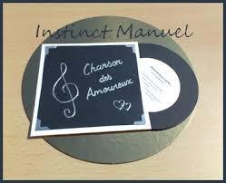 faire part mariage musique faire part mariage thème musique le d instinct manuel