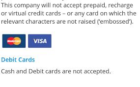car rentals that accept prepaid debit cards mihai basalic mihaimk