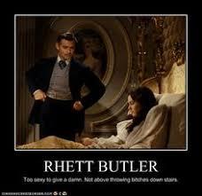 Gone With The Wind Meme - rhett butler clarke gable and scarlett o hara vivien leigh