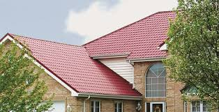 Metal Tile Roof Tile Metal Tiles Matalon Roofing