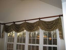 pole treatments yours by design custom window treatments