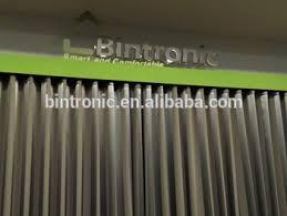 Ripplefold Draperies Bintronic Motorized Ripplefold Drapery Systems Buy Motorized
