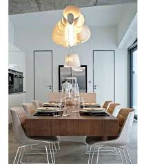 ultra modern dining room lighting home design ideas