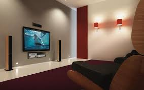 abt custom theater installations home theater as addition to large modern interior small design
