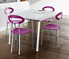 chairs astonishing set of 4 kitchen chairs plastic chair set
