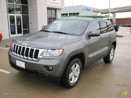 jeep cherokee grey 2011 mineral gray metallic jeep grand cherokee laredo x package