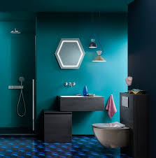 Blue Green Bathroom Ideas by Blue Green Bathroom Bathroom Decorating In Blue Brown Colors