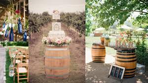 Vineyard Home Decor by Creative Wedding Theme Gallery Wedding Decoration Ideas