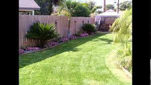 Landscape Ideas For Backyard by Small Backyard Ideas Small Backyard Landscaping Ideas Youtube
